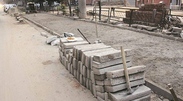 Chandigarh: It's Raining Pavers On Internal Roads