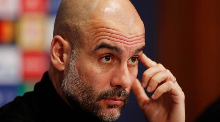 Favourites Manchester City Must Suffer At Schalke, Says Pep Guardiola