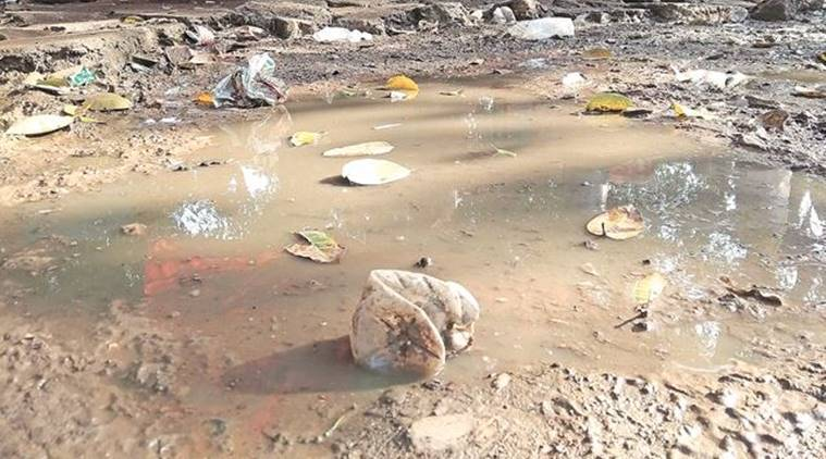 Visitors see red over filth scattered outside eateries near PGIMER, Chandigarh