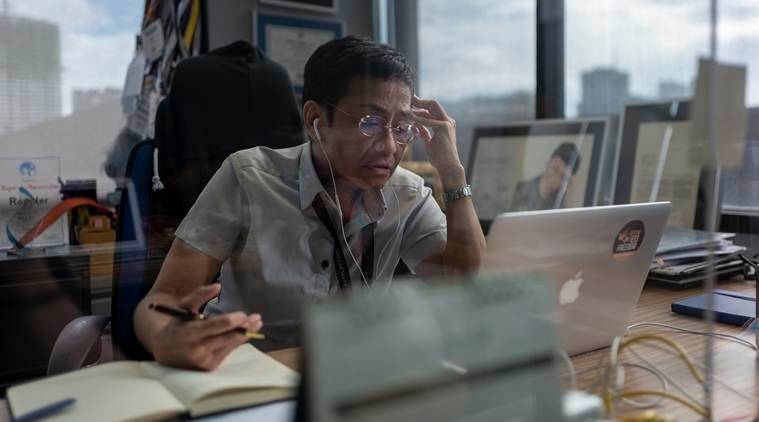 Maria Ressa, Philippine Journalist Critical Of President Rodrigo Duterte, Is Arrested