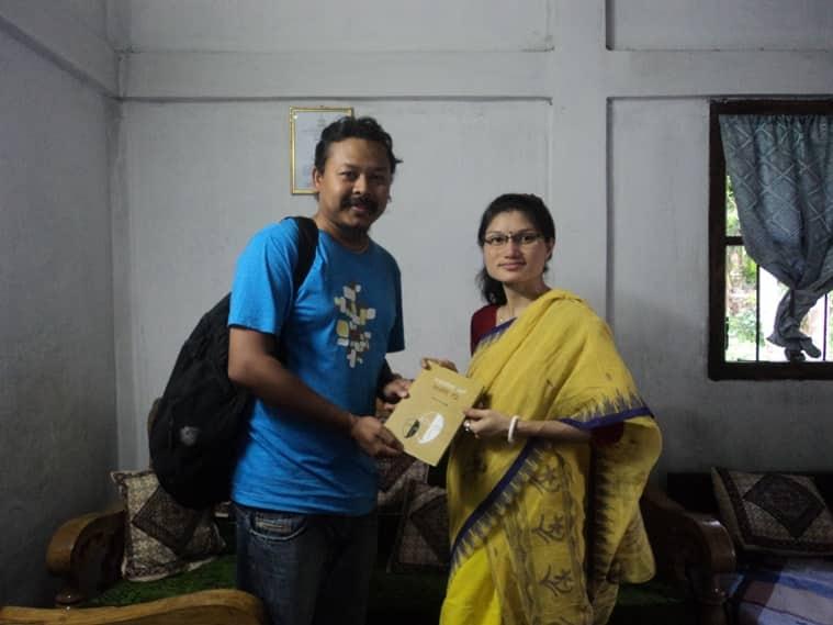 Bhanugach, Moulvibazar district of Bangladesh, Akhu Chingangbam, Ema gi Wari (Stories of My Mother), India Foundation for the Arts, Tripura, Barak Valley in Assam, Manipur, Bangladesh, Sylhet, indian express, indian express news