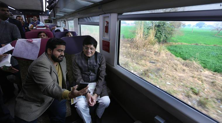 Govt Plans 100 More Train 18-like Trainsets Across India