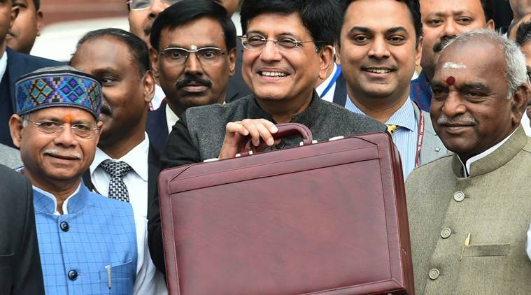 Budget, Budget 2019, Budget India, Budget Highlights, Budget sops, Piyush goyal, BJP, Narendra Modi, ICongress, India News, Indian Express