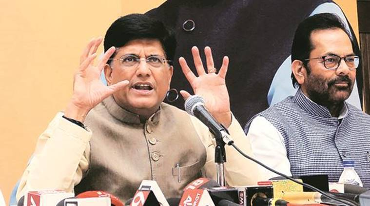 People With Income Up To Rs 9.5 L Can Escape Tax Liability: Fm Piyush Goyal