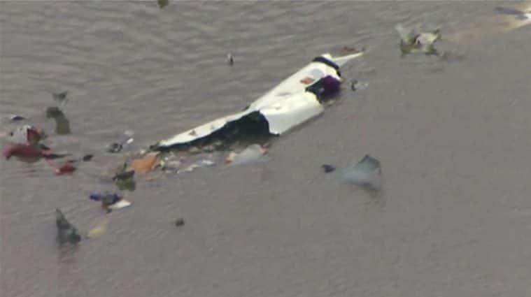 houston plane crash, texas plane crash, plane crash, texas sherrif, amazon cargo plane crash, cargo plane crash, us news