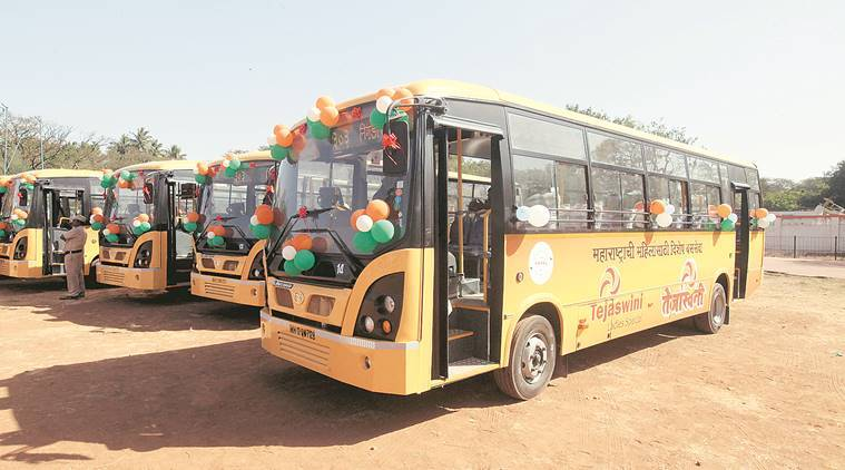 27 more women's special buses to join PMPML fleet soon