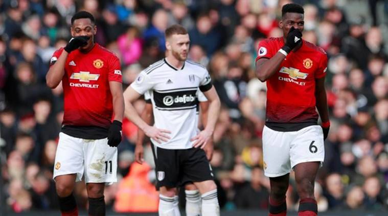 Manchester United into top four with 3-0 win at Fulham