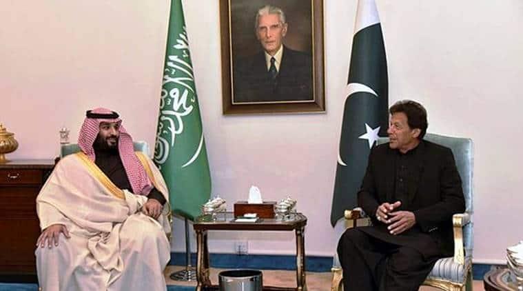 pakistan, Narendra Modi, imran khan, Arif Alvi, Saudi Crown Prince visit, King Salman, Pakistan pulwama attack, Imran khan viral video, trending news, funny video, funny pakistani video, indian express, indian express news
