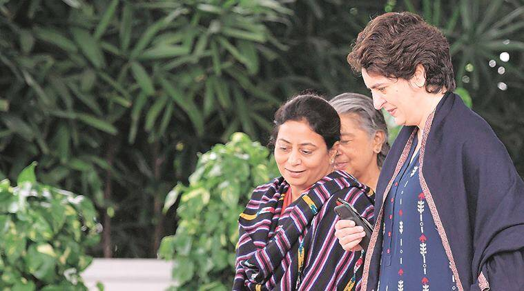 Priyanka, Scindia buck up for polls, hold marathon meetings with workers