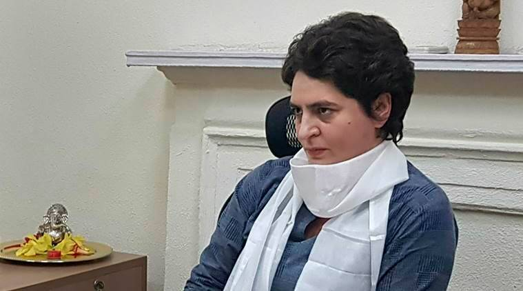 Together we will start a new kind of politics, Priyanka Gandhi tells UP voters ahead of visit