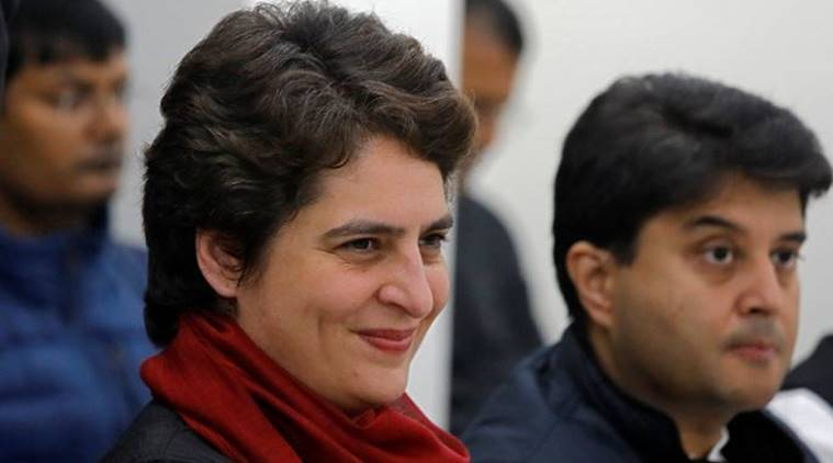 Packed schedule awaits Priyanka Gandhi on Lucknow visit