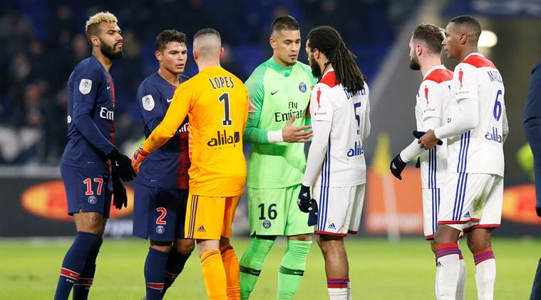 65ea0f65061 Ligue 1  PSG lose their first league game this season