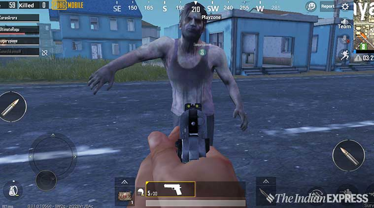 Pubg Mobile Zombie Mode Tips And Tricks   Pubg Mobile 6 0