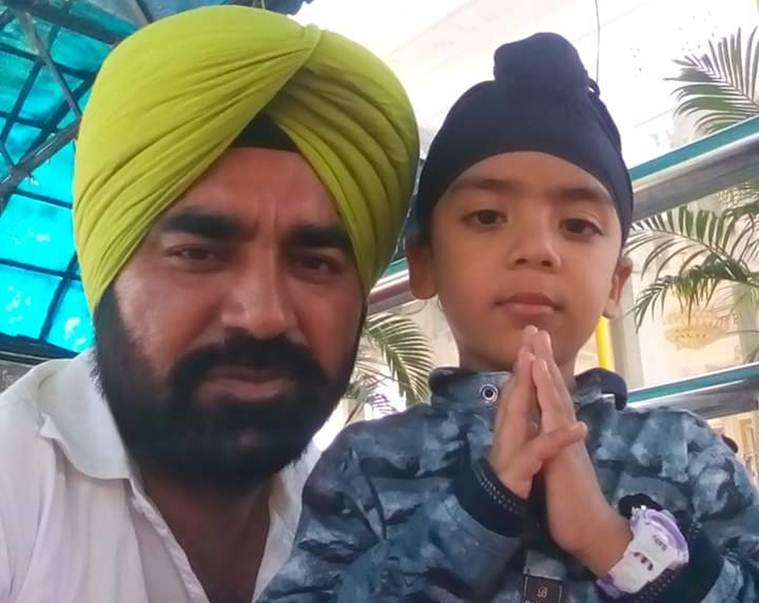 Pulwama attack: 'Papa is on duty in Jammu, will be back soon...', says slain jawan's five-year-old son