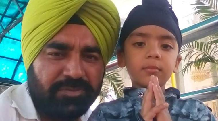 Pulwama Attack: 'papa Is On Duty In Jammu, Will Be Back Soon…', Says Slain Jawan's Five-year-old Son