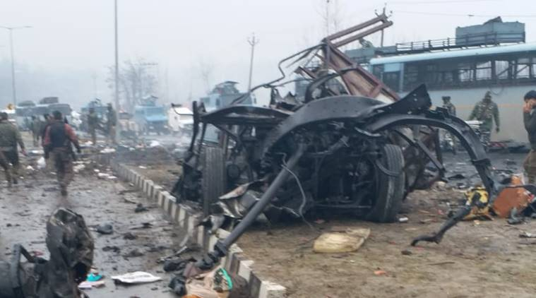 Assam: Sedition case against three for Facebook post on Pulwama attack