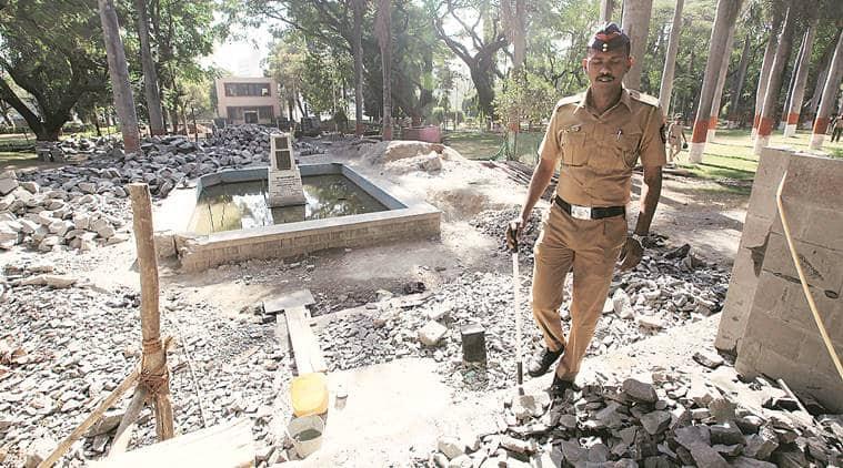 Pune: Man booked for placing Sambhaji Maharaj statue at civic park