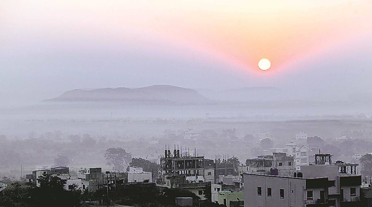 Pune weather, Pune Temperature today, Pune hot weather, Pune news, Pune city news, Indian express