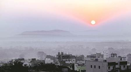 weather news, pune weather, pune warmest december, pune christmas, pune news, indian express