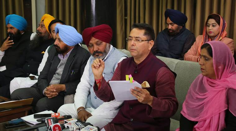 Punjab budget session: Governor's address bereft of substance, says AAP