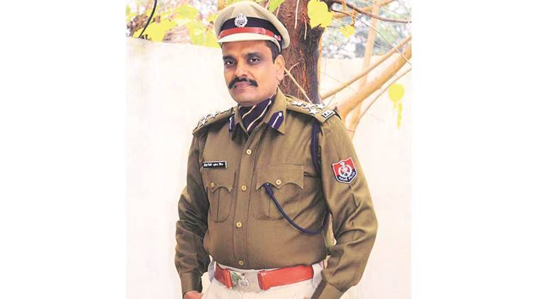 Author of 6 books, MBA, law grad, IPS officer: Meet the face of sacrilege  SIT | Cities News,The Indian Express