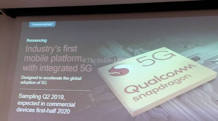 Qualcomm, Qualcomm 5G, Qualcomm 5G roll out, Qualcomm 5G announcement, MWC 2019, MWC 2019 5G news
