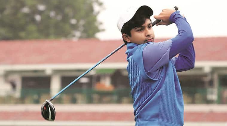 Golf, Raghav Chugh, Raghav Chugh golf, All India Junior Golf Finals, sports news, indian express