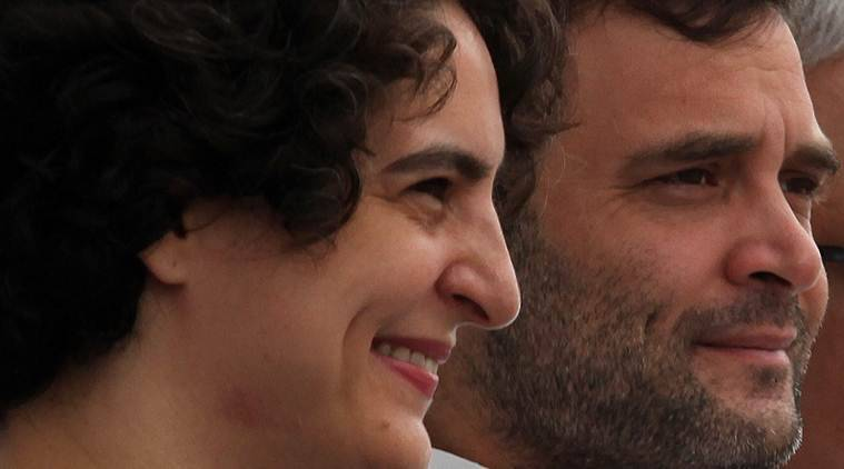 UP Congress workers plan grand welcome for Priyanka, Rahul Gandhi