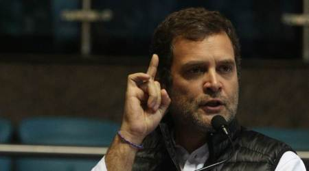 Will grant martyr status to slain paramilitary men: Rahul Gandhi