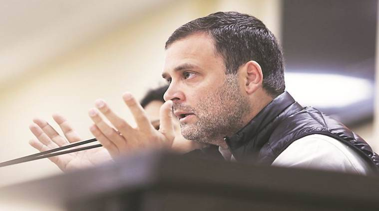 Rahul acting as lobbyist for foreign firms: BJP