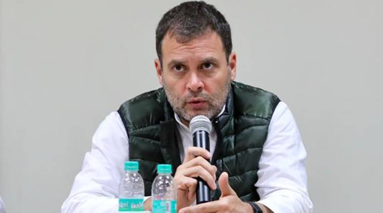 Expose 'anti-people' Policies Of Modi-led Bjp Govt, Rahul Gandhi Tells Congress State Chiefs