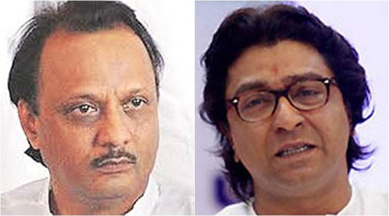 Ajit Pawar meets MNS chief Raj Thackeray