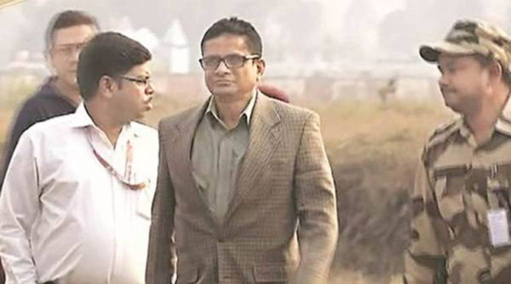 Kolkata Police chief Rajeev Kumar faces CBI questioning for fourth day in a row