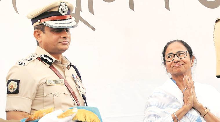 Former Kolkata top cop now gets additional charge of STF, DEO