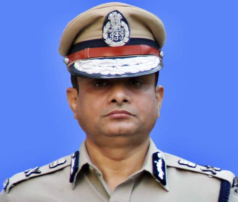 Rajiv Kumar, Rajiv Kumar Kolkata police, Kolkata Police commssioner, Rajiv Kumar Kolkata, CBI Rajiv Kumar, Who is Rajiv Kumar, Indian express, latest news