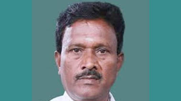 Aiadmk Mp S Rajendran Dies In Car Accident