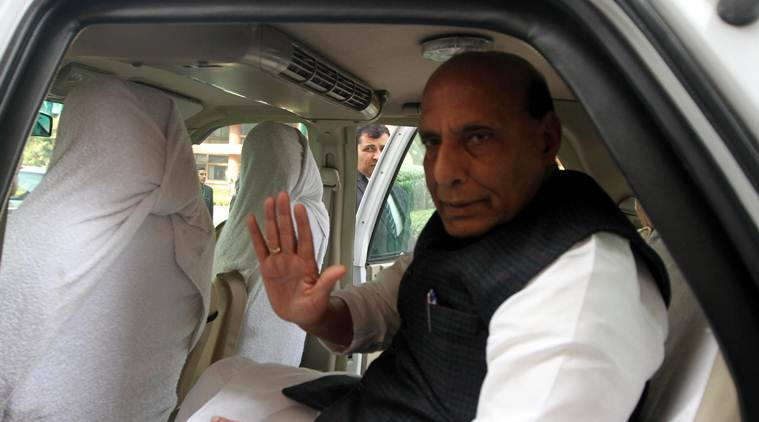 Past govts didn't think of memorial for jawans, PM Modi built war memorial: Rajnath Singh