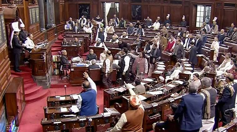 Parliament Budget Session LIVE: TDP stages protest for special status to Andhra; Lok Sabha reconvenes after 50 mins