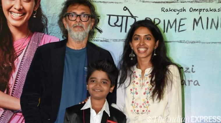 Mere Pyare Prime Minister Isn't A Political Film: Rakeysh Omprakash Mehra