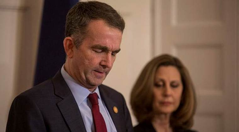 Ralph Northam, Virginia Governor, sex allegation, resignation, world news, global news, virginia news, indian express