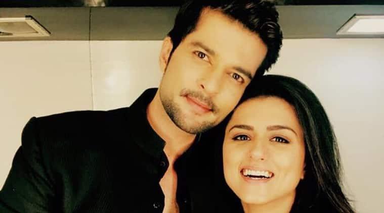 Ridhi Dogra and Raqesh Bapat