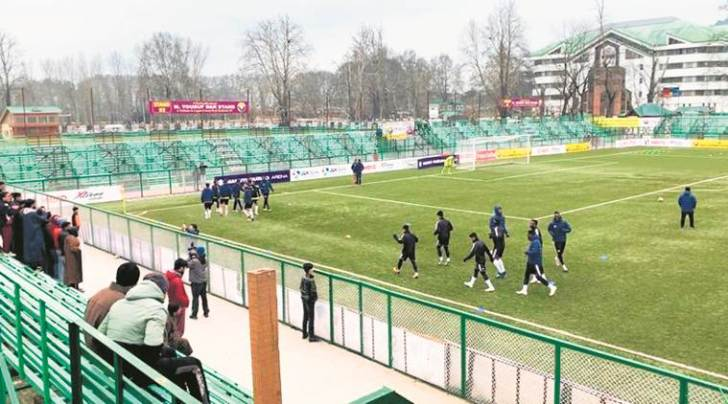 pulwama attack, pulwama terror attack, kashmir terror attack, ileague kashmir, minerva punjab, real kashmir, football news, sports news, indian express