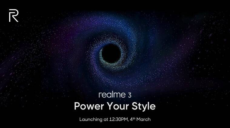 Realme 3, Realme, Realme 3 Pro, Realme 3 launch, Realme 3 price, Realme 3 India launch, Realme 3 India price, Realme 3 Pro launch, Realme 3 Pro price, Realme 3 Pro India launch, Realme 3 Pro India price