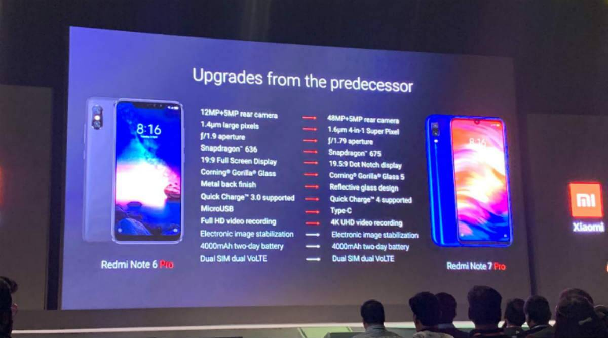 Xiaomi Redmi Note 7 India launch Highlights: Redmi Note 7 sale on