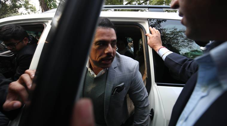 Robert Vadra, Robert Vadra ED, Robert Vadra mother, Land deals Robert Vadra,Vadra money laundering case, priyanka gandhi, rahul gandhi, Robert vadra jaipur, jaipur land Robert Vadra, Indian express