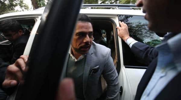 Money laundering case: Robert Vadra appears before ED again