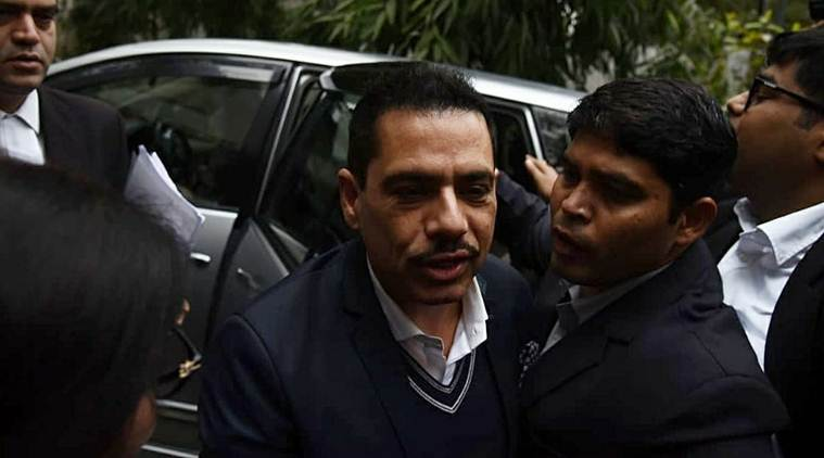 Money laundering case: Robert Vadra's interim bail extended till March 2