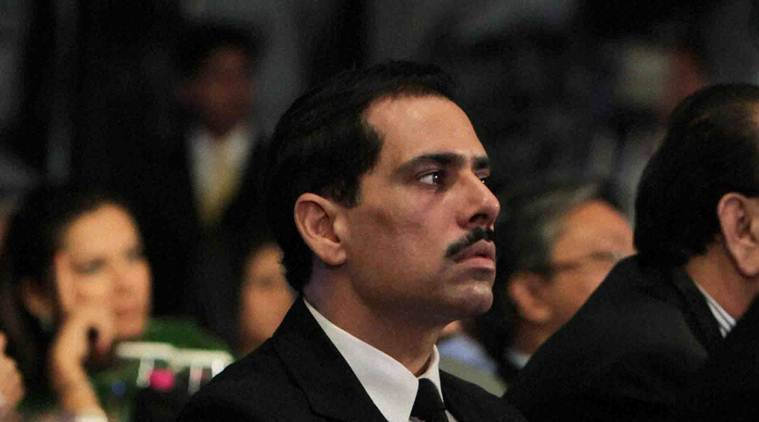 robert vadra, enforcement directorate, money laundering case, bikaner land scam money laundering case, assets, misuse of power, rahul gandhi, congress, indian express news