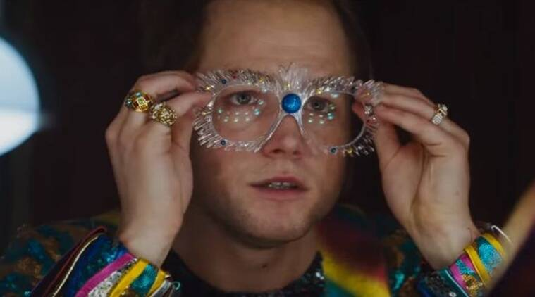 Full Second Trailer for 'Rocketman' Starring Taron Egerton as Elton