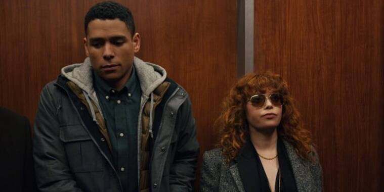 russian doll review